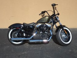 2013 Harley-Davidson® XL1200X - Sportster® Forty-Eight® Stock