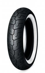 CONSUMER TIRE REBATE FROM HARLEY-DAVIDSON® AND DUNLOP® | Chromed