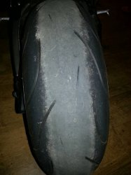 Michelin Pilot Road 2/3 tires - BMW S1RR Forums: BMW Sportbike