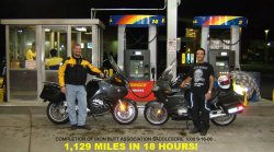 MKL s 2004 BMW R1150RT Oilhead Maintenance Log