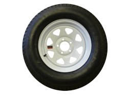 ST205/75 D15 Trailer Wheel and Tire Combo - ON SALE $99.95 - Ok