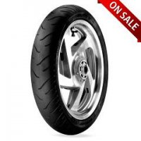 Motorcycle Tires - Dunlop Elite 3 Radial Touring Motorcycle Tire Front