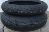 EBay Dunlop Motorcycle Tires